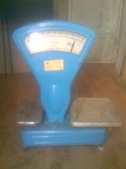 Продам весы чашечные