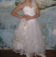 Выпускное или праздничное платье.