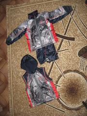 спортивные костюмы на мальчиков
