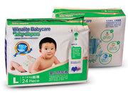 Детские памперсы - подгузники  Babycare WINALITE