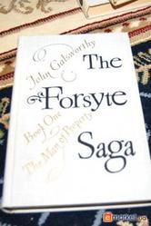 John Galsworthy. The Forsyte Saga