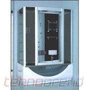 Кабина душ Si-32,  900*1750*2160 мм