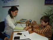 Аппаратная медицинская диагностика всего организма.