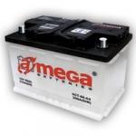 аккумуляторы «А-Mega»;  «E-BOX», оптом и в розницу,  44-225 А/ч