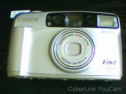пленочный фотоаппарат 200гр.