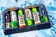 Батарейный блок под АА батареи Nikon MS D – 200. Аккумуляторы GP 2700