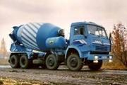бетон Одесса;  продажа бетона в Одессе