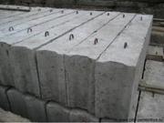 Блоки для фундамента,  фундаментные блоки ФБС купить в Одессе ЖБИ плиты