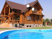 Строительство деревянных домов,  бань,  саун,  беседок,  заборов!