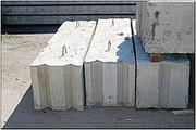 Блоки Фундаментные в Одессе с доставкой  2, 4х3х6  2, 4х4х6  2, 4х5х6