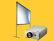(048 7187015) аренда видео-проектора Одесса,  аренда проектора экрана