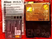 Батарея Nikon EN – EL 3e