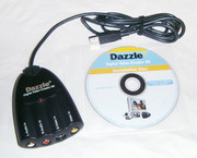 Продам Pinnacle Dazzle DVC-80 – USB- устройство видеозахвата  - 300грн