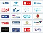 Выгодное пополнение счета всех мобильных операторов в Украине!