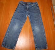 ДЕШЕВО джинсы Jacadi Paris на девочку,  размер 104 см