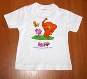 футболка c аппликацией СЛОНИК,  на возраст 1 год,  25 грн.