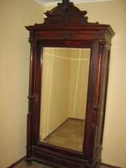 антикварный шкаф начало 20 века