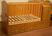 Детская кроватка Bertoni TRASFORM