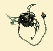 Портативная газовая горелка Tramp TRG-012 с пьезоподжигом
