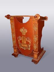 Реставрация антикварной мебели. Чеканка. Резьба по дереву и кости