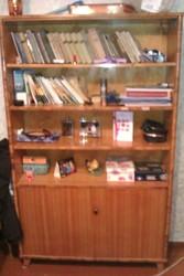 Шкаф книжный -60г...