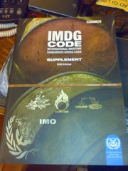 International Maritime Dangerous Goods Code 2008 Edition