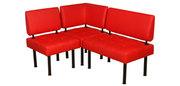 мягкий диван и кресло Тетрис,  секционный диван,  диван для дома,  баров,  кафе,  ресторанов,  для офисов