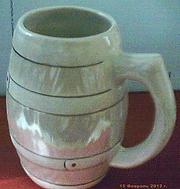 Пивная кружка - украинский сувенир.