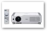 Sanyo PLC-XU73 мультемедия проектор,  производство Япония с новой   лам