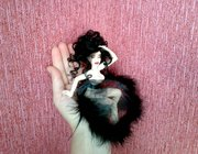 Авторская кукла-мириатюра. Roxen