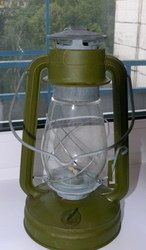 Лампа керосиновая  Летучая мышь