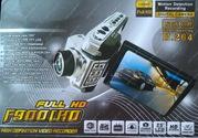 FULL HD F900LHD - Автомобильный регистратор