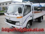 Автостекло триплекс,  лобовое стекло для грузовиков Mudan (Eagle)