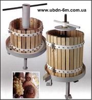 Пресс для винограда 15-50лтр