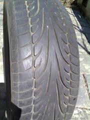 Продам летнюю резину Dunlop R15 (4 колеса)