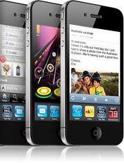 iPhone 4G F8 TV