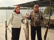 Охота и рыбалка на берегу Дуная