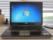 Ноутбуки Dell inspirion 1525,  Dell Studio 1537,  Dell D620