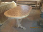 Стол обеденный деревянный купить