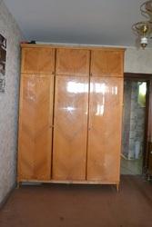 комплект мебели для спальни:Шкаф, комод, тумба, зеркало