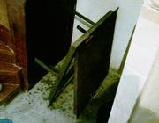 Люк металлический,  для водопровода,  канализации