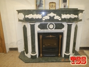 Мраморный камин (портал)