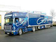 Ремонт и диагностика грузовиков Scania,  MAN и прицепов всех видов