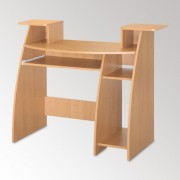 Стол компьютерный с надстройкой.СКМ-4 (Компанит)