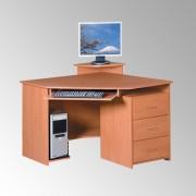Стол компьютерный с надстройкой.СУ-5 (Компанит)