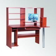 Стол компьютерный угловой с надстройкой.СУ-10 (Компанит)