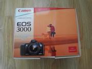 Продам Фотоаппарат Canon EOS 3000 Zoom Kit