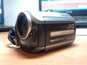 ПРОДАМ JVC GZ-MG130