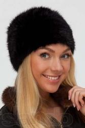 Продам норковую стильную шапку 800 грн с регулирующим размером