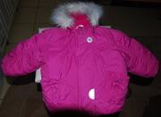 Зимняя курточка Ленне